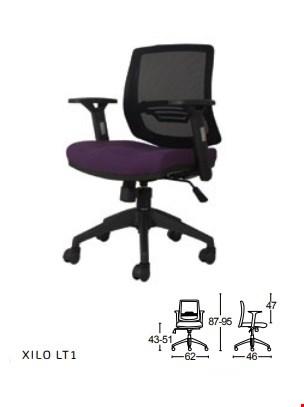 Jual Kursi Kantor SAVELLO XILO LT1