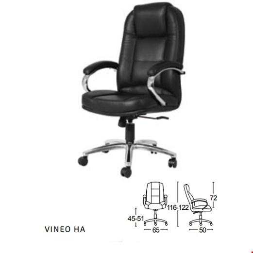Jual Kursi Kantor Direktur Savello Vineo HA