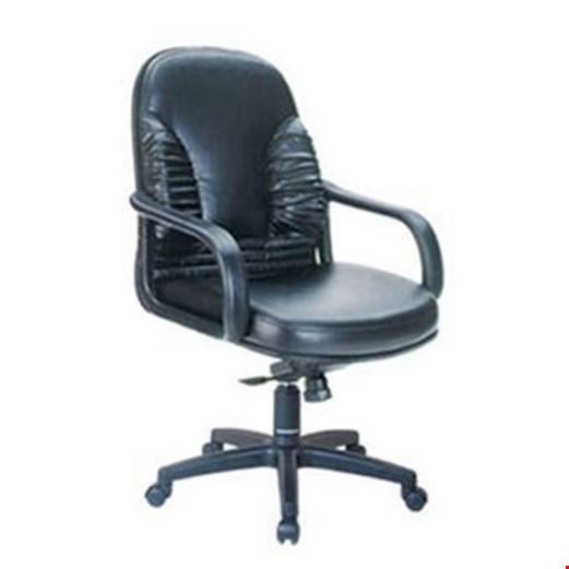 Jual Kursi Kantor CHAIRMAN EC 400 ALC (Leather)