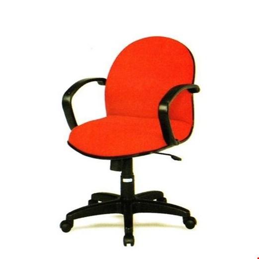 Jual Kursi Kantor ERGOTEC 605 P (Oscar/Fabric)