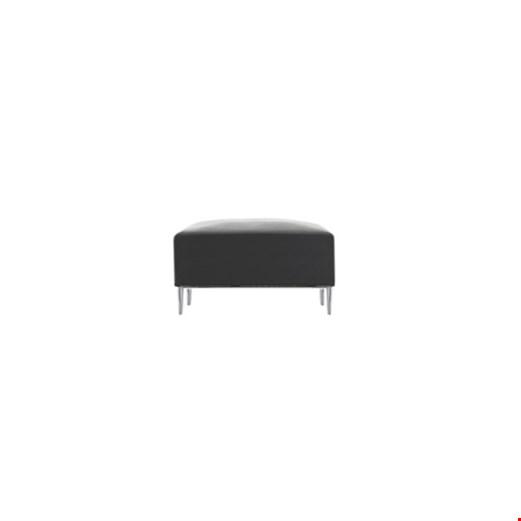 Jual Sofa kantor Indachi Livio Ottoman 1 seater