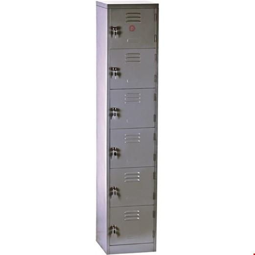 Jual Locker Kantor Yamanaka 6 Pintu Y 406