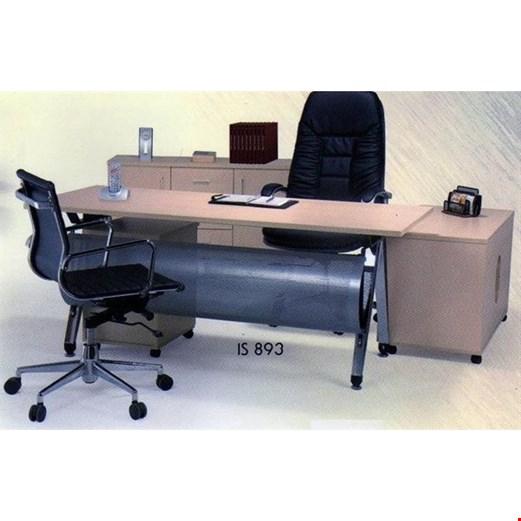 Jual Meja Direktur Aditech IS 893 (180cm)