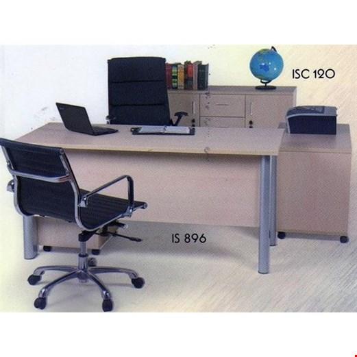 Jual Meja Direktur Aditech IS 896 (160cm)