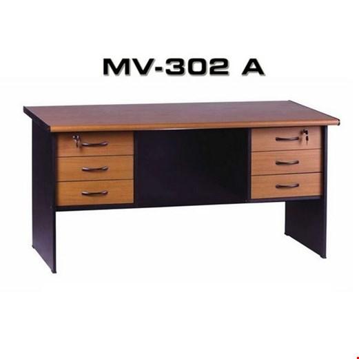 Jual Meja Kantor utama VIP MV 302 A (150cm)