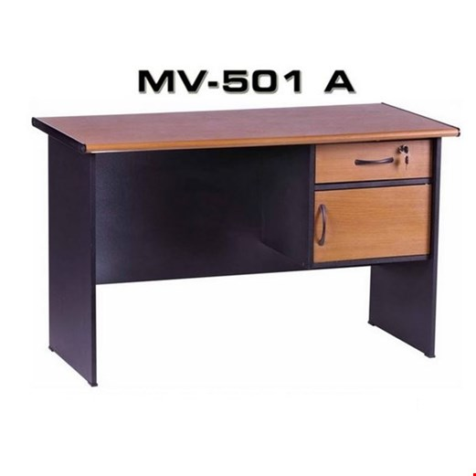 Jual Meja Kantor utama VIP MV 501 A (120cm)