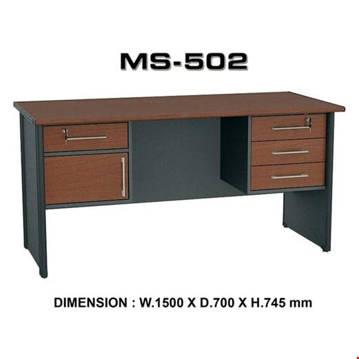 Jual Meja Kantor Utama VIP MS 502 (150cm)