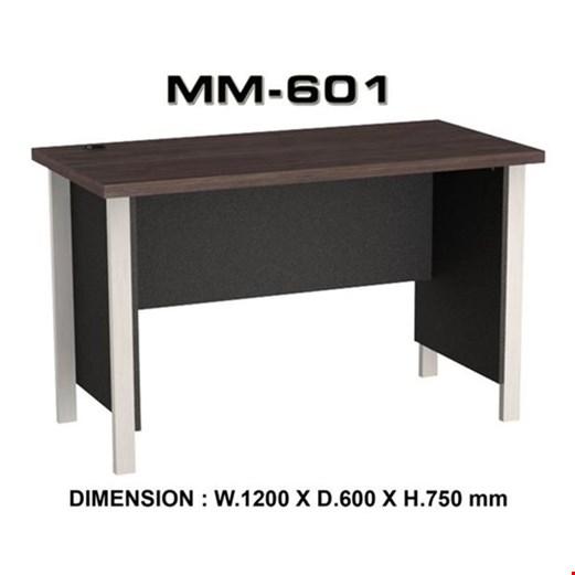 Jual Meja Kantor utama VIP MM 601 (120cm)