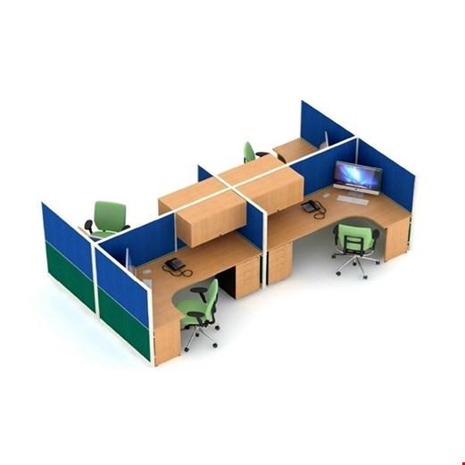 Jual Partisi kantor Uno Premium 7