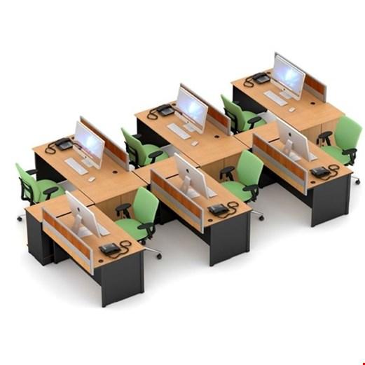 Jual Partisi kantor Uno Slim 5