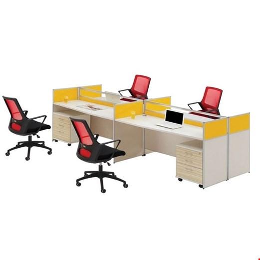 Jual Partisi kantor Indachi 4 X S