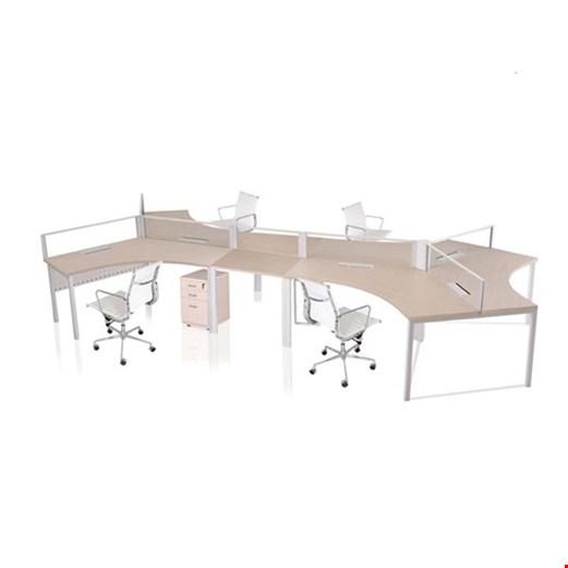 Jual Partisi kantor Donati DWS 5 Seat Y