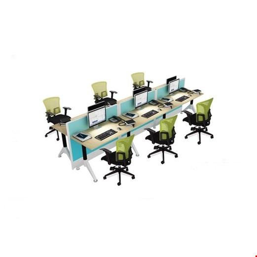 Jual Partisi kantor Donati WS 6 Seat Hadap