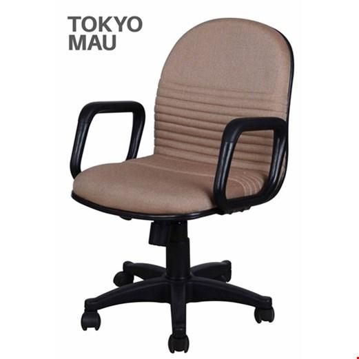 Jual Kursi Kantor Uno Tokyo MAU (Oscar/Fabric)