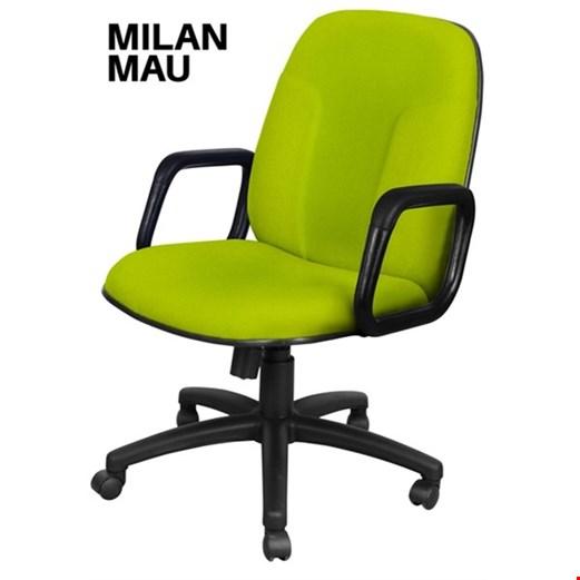 Jual Kursi Kantor Uno Milan MAU (Oscar/Fabric)