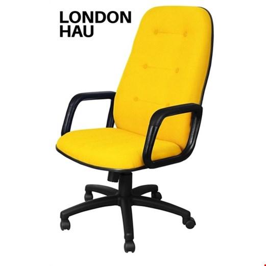 Jual Kursi Direktur Uno London HAU (Oscar/Fabric)