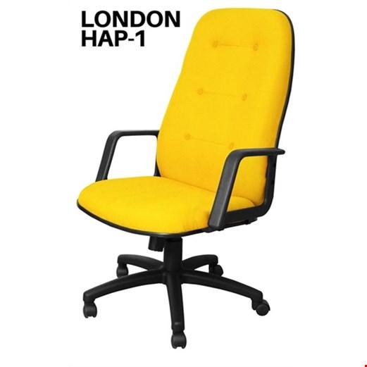 Jual Kursi Direktur Uno London HAP 1 (Oscar/Fabric)
