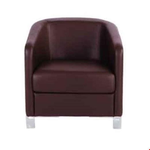 Jual Sofa kantor Aveda AC 801 1 seater
