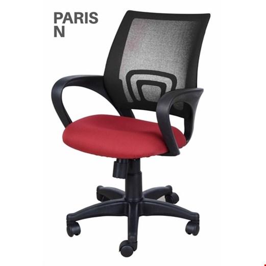Jual Kursi Kantor Uno Paris N (Oscar/Fabric)