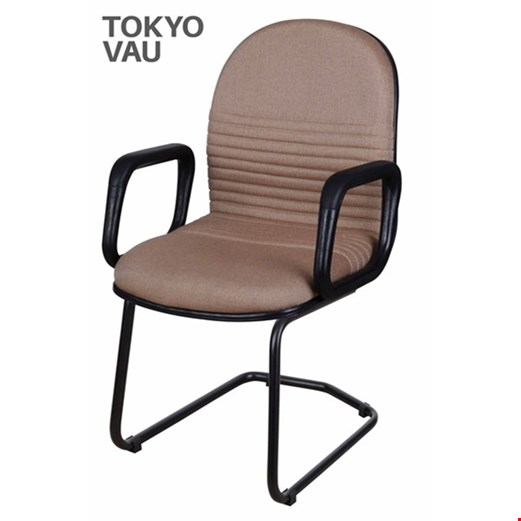 Jual Kursi Tamu Uno Tokyo VAU (Oscar/Fabric)