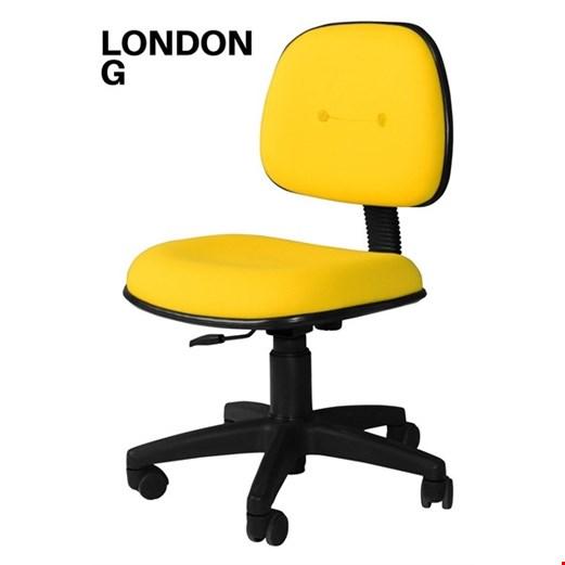 Jual Kursi Kantor Uno London G (Oscar/Fabric)