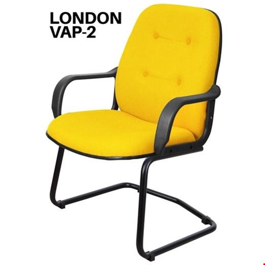 Jual Kursi Tamu Uno London VAP 2 (Oscar/Fabric)