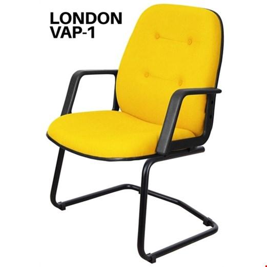 Jual Kursi Tamu Uno London VAP 1 (Oscar/Fabric)
