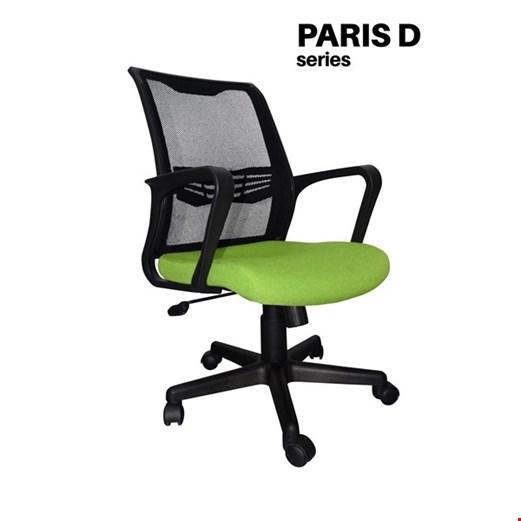 Jual Kursi Kantor Uno Paris D (Oscar/Fabric)