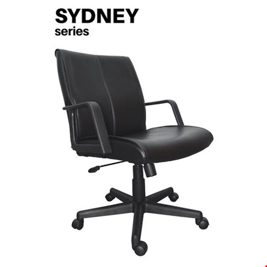 Jual Kursi Kantor Uno Sydney (Oscar/Fabric)