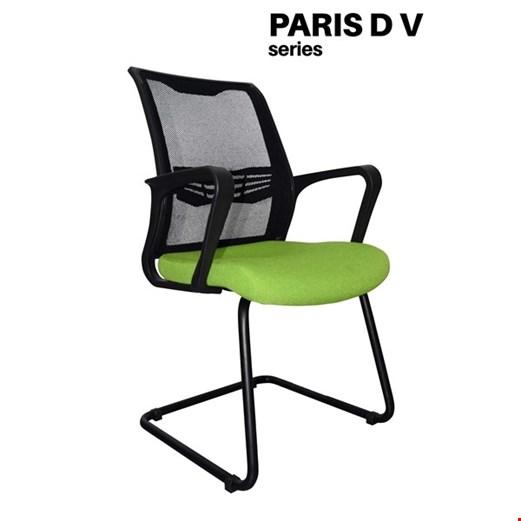 Jual Kursi Tamu Uno Paris DV (Oscar/Fabric)