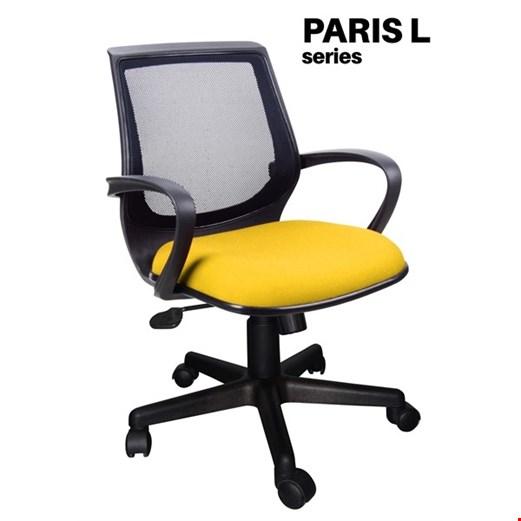 Jual Kursi Kantor Uno Paris L (Oscar/Fabric)