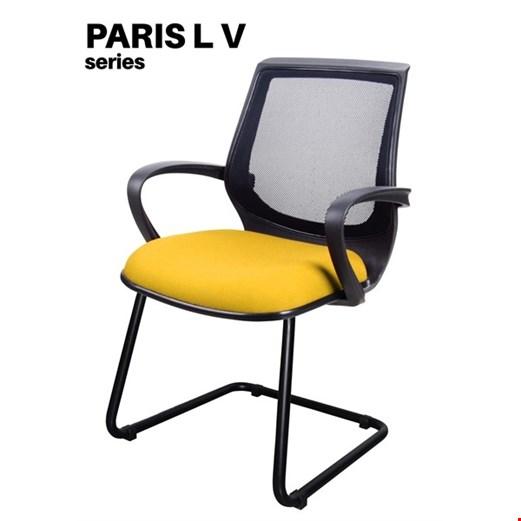 Jual Kursi Tamu Uno Paris LV (Oscar/Fabric)
