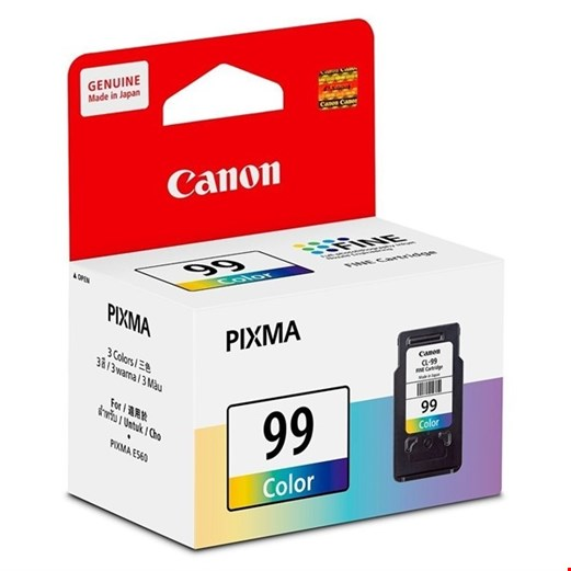 Jual Toner & Ink CL-99 Colour Fine Cartridge for E560