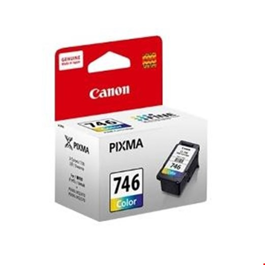 Jual Toner & Ink CL-746 Colour FINE cartridges