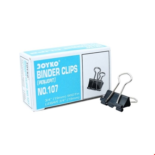 Jual Binder Clip 107 Joyko
