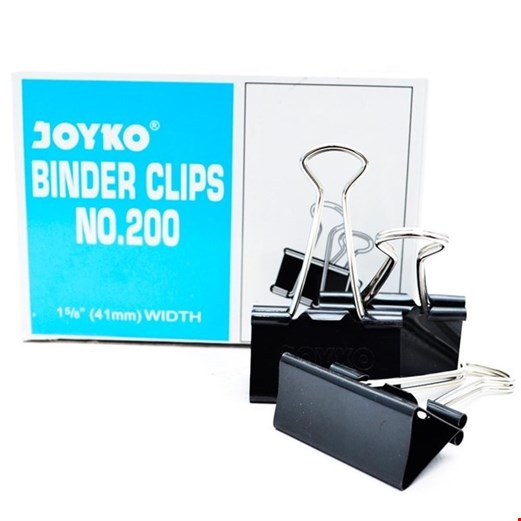 Jual Binder Clip 200 Joyko