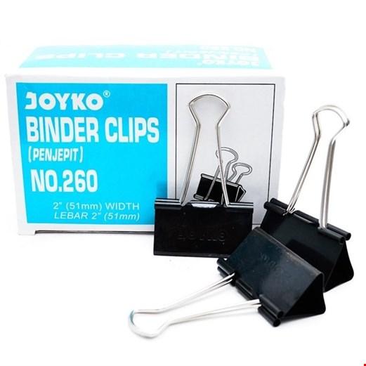 Jual Binder Clip 260 Joyko