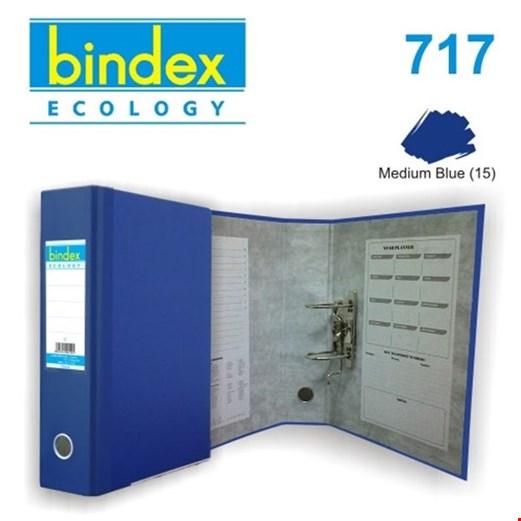 Jual Ordner Bindex 717 hitam atau biru