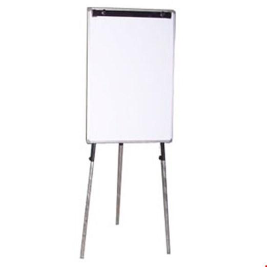 Jual Flip chart 3 kaki merk hanako 70 x 100