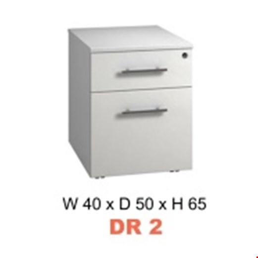 Jual Laci Kantor Dorong Carrera type DR 2