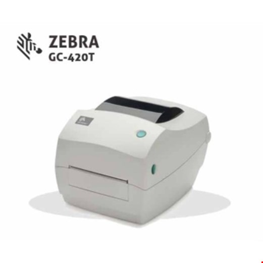 Jual Barcode Printer Zebra Type GC 420T