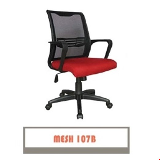 Jual Kursi Kantor Carrera Type Mesh 107B
