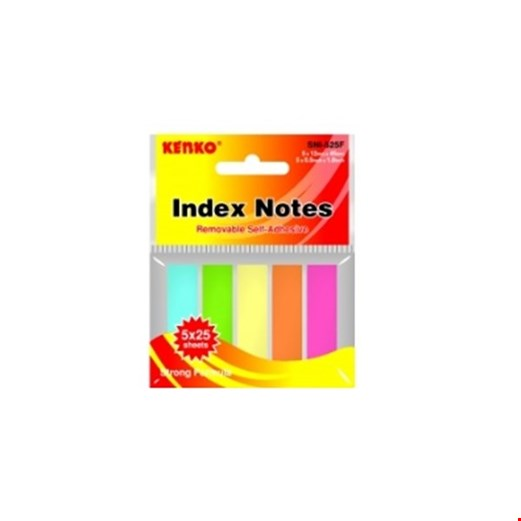 Jual POST IT KENKO SNI 525F STICKY NOTE INDEX