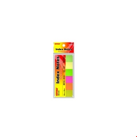 Jual POST IT KENKO SNI 640 STICK NOTE INDEX