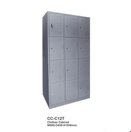 Jual Locker Kantor Tiger CC C12T
